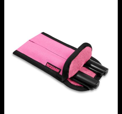 Rickshaw 2-Pen Coozy Bright Pink Pen Sleeve