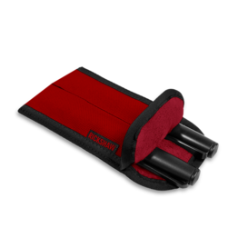 Rickshaw 2-Pen Coozy Red Pen Sleeve