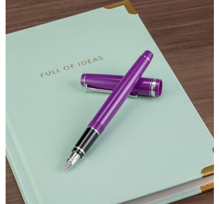 Pilot Pilot Falcon Fountain Pen Purple Medium