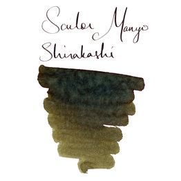 Sailor Sailor Manyo Shirakashi 50ml Bottled Ink