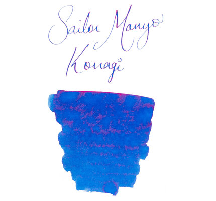 Sailor Sailor Manyo Konagi 50ml Bottled Ink