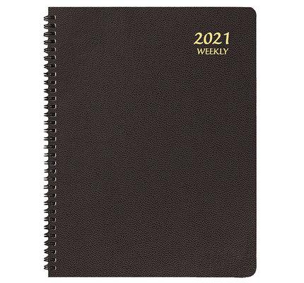 Payne 2021 WB-31 Skivertex Weekly Planner (8.5x11)