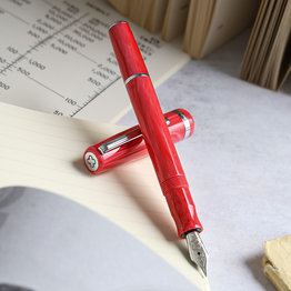 Esterbrook Esterbrook JR Pocket Fountain Pen Carmine Red