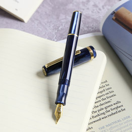 Esterbrook Esterbrook JR Pocket Fountain Pen Capri Blue