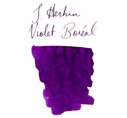 J. Herbin Jacques Herbin Essentials Violet Boréal Bottled Ink - 50 ml