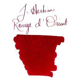 J. Herbin Jacques Herbin Essentials Rouge d'Orient Bottled Ink - 50 ml