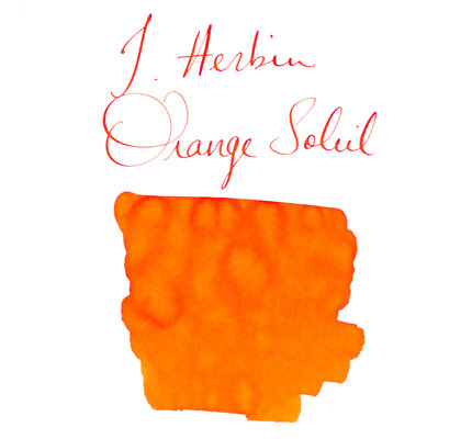 J. Herbin Jacques Herbin Essentials Orange Soleil Bottled Ink - 50 ml