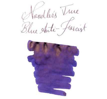 Noodler's Noodler's True Blue Churchill Anti-Fascist Bottled Ink - 3oz