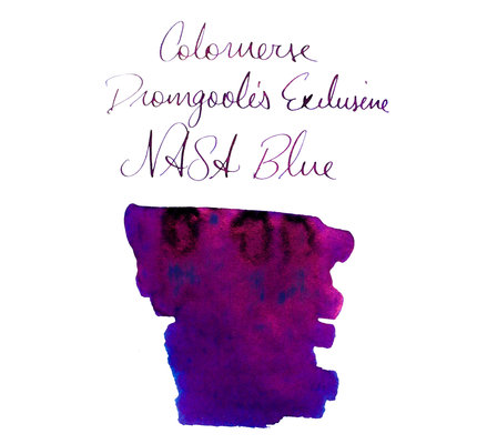 Colorverse Colorverse Dromgoole's Exclusive NASA Blue Bottled Ink - 30ml