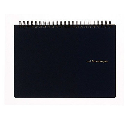 Maruman Maruman Mnemosyne A5 Notebook Blank