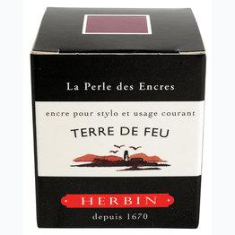 J. Herbin J. Herbin Terre De Feu 30ml Ink Bottle