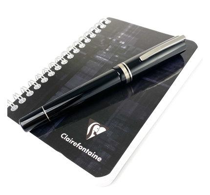 Pre-Owned Delta Titanio 22 Fountain Pen
