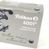 Pelikan Pelikan 4001 Brilliant Black 30ml  Bottled Ink