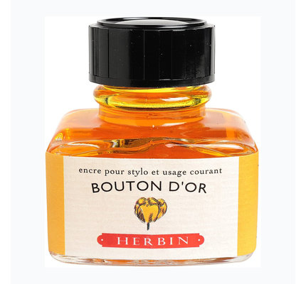 J. Herbin J. Herbin Bouton D'Or - 30ml Bottled Ink