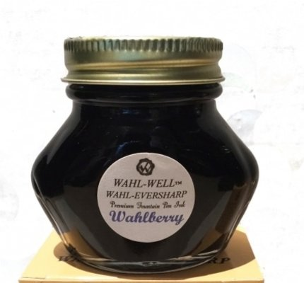 Wahl-Eversharp Wahl Eversharp Wahlberry Blue - 80ml Bottled Ink