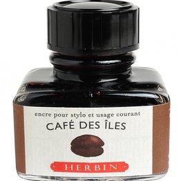 J. Herbin J. Herbin Cafe Des Iles - 30ml Bottled Ink