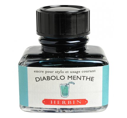 J. Herbin J. Herbin Diabolo Menthe - 30ml Bottled Ink