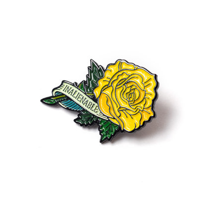 Blackwing Blackwing XIX Yellow Rose Pin