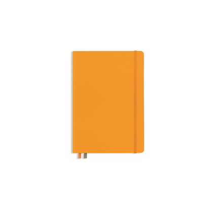 Leuchtturm1917 Leuchtturm1917 A5 Medium Rising Colors Softcover Notebook Rising Sun Dotted