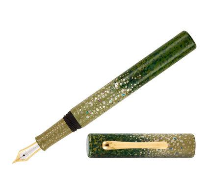 Taccia Taccia Kaga-Wajima Limited Edition Spring Willows Fountain Pen Music
