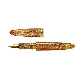 Benu Benu Minima Blazing Gold Fountain Pen
