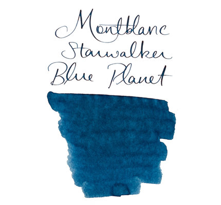 Montblanc Montblanc StarWalker Blue Planet - 50ml Bottled Ink