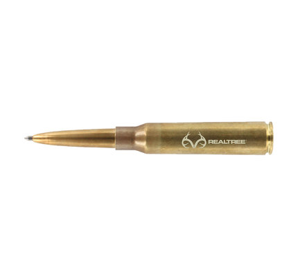 Fisher Fisher .338 Cartridge Space with RealTree Logo
