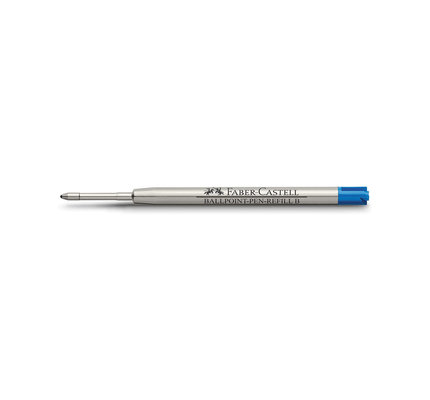 Faber-Castell Faber-Castell Ballpoint Refill Blue Broad (10/box - Sold Individually)