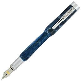 Conklin Conklin Nozac Ohio Blue Piston Fountain Pen (Discontinued)