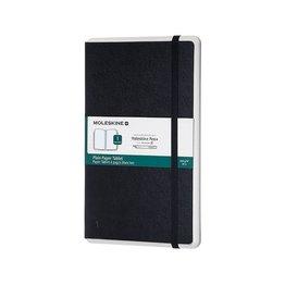 Moleskine Moleskine Paper Tablet Black Plain