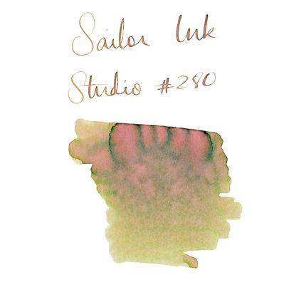 Sailor Sailor Ink Studio # 280 -  20ml Bottled Ink
