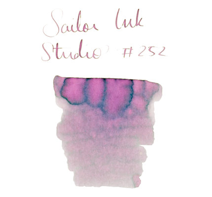 Sailor Sailor Ink Studio # 252 -  20ml Bottled Ink