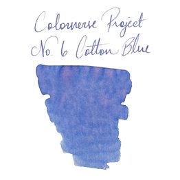 Colorverse Colorverse Project No. 006 Cotton Blue 65ml Bottled Ink