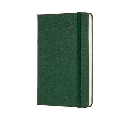 Moleskine Moleskine Classic Colored Pocket Hardcover Notebook Myrtle Green