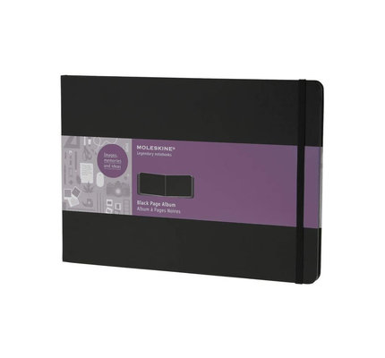 Moleskine Moleskine Large Black Page Album