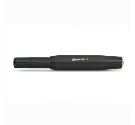 Kaweco Kaweco Classic Sport Black Fountain Pen
