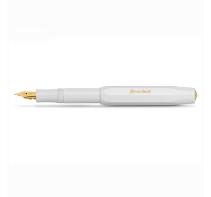 Kaweco Kaweco Classic Sport White Fountain Pen
