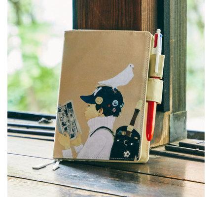 Hobonichi Hobonichi A6 Techo 2021 Agenda Taiyo Matsumoto: My Manga and I