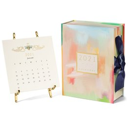 Karen Adams 2021 Gift Box with Gold Easel