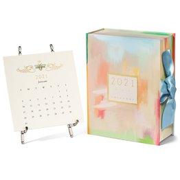 Karen Adams Gift Box with Silver Easel 2021