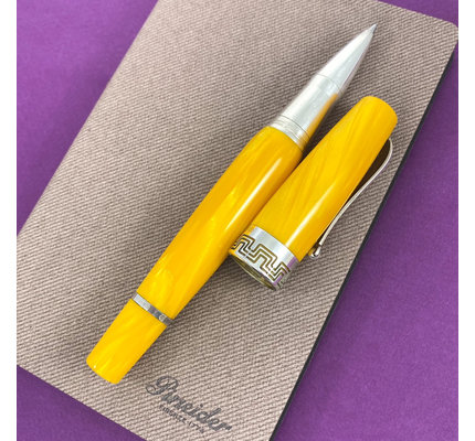 Montegrappa Pre-Owned Montegrappa Extra Yellow Rollerball