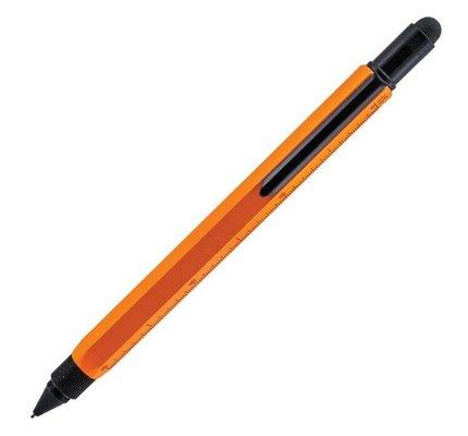 Monteverde Monteverde MV35240 One Touch Tool Orange Mechanical Pencil .9mm