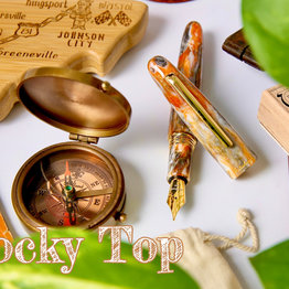 Esterbrook Esterbrook Estie Rocky Top Oversized Fountain Pen
