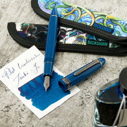 Sailor Sailor North America Exclusive 1911S Loch Ness Monster Fountain Pen