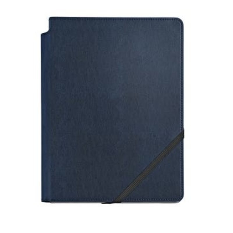 Cross Cross Large Dotted Journal with Midnight Blue Cover