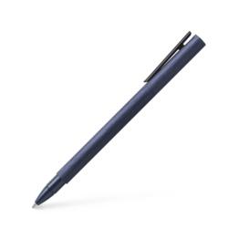Faber-Castell Faber-Castell Neo Slim Aluminum Dark Blue Rollerball