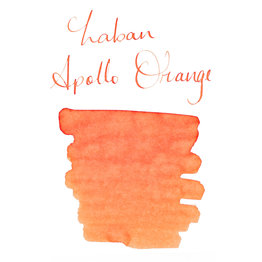 Laban Laban Apollo Orange Bottled Ink - 50ml