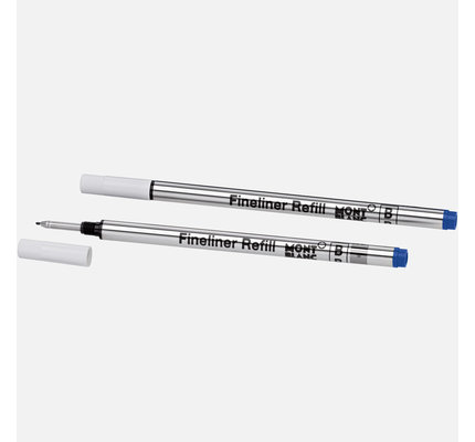 Montblanc Montblanc Fineliner Legrand Pacific Blue Refill Broad
