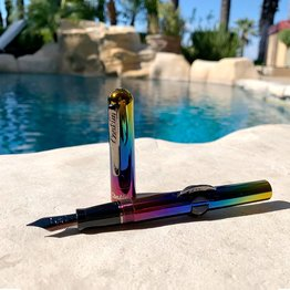 Conklin Conklin Mark Twain Crescent Limited Edition Rainbow Fountain Pen