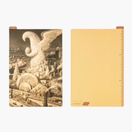 Hobonichi Hobonichi Pencil Board - Planner/Original Arrival by Shaun Tan